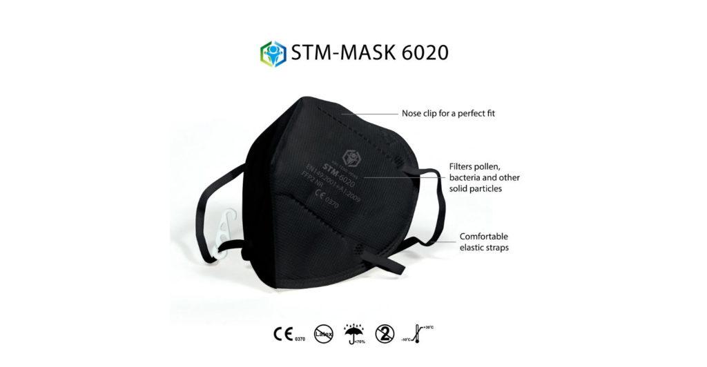 stm mask ffp2 6020