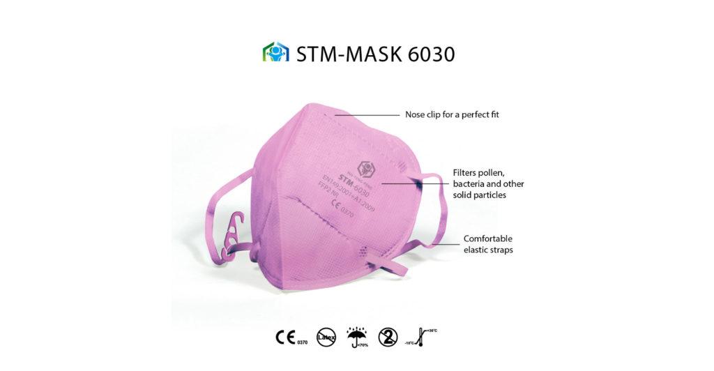 stm mask ffp2 6030