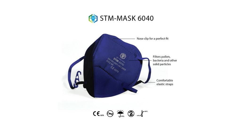 stm mask ffp2 6040